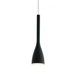 FLUT SP1 SMALL CZARNA IDEAL LUX LAMPA WŁOSKA WISZĄCA 35710
