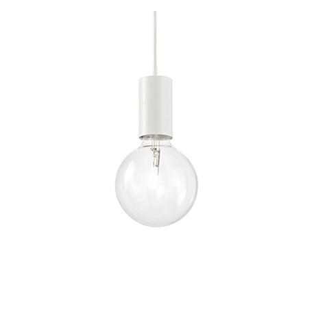 HUGO SP1 139678 BIANCO LAMPA WŁOSKA WISZĄCA IDEALLUX