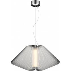 LAMPA WISZĄCA LUIS  HSP5291C-CH ZUMA LINE