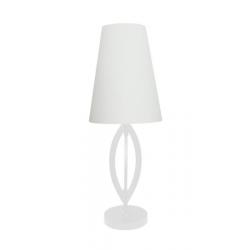 LORITA LAMPA STOŁOWA TS-110314T-WH (white) ZUMA LINE