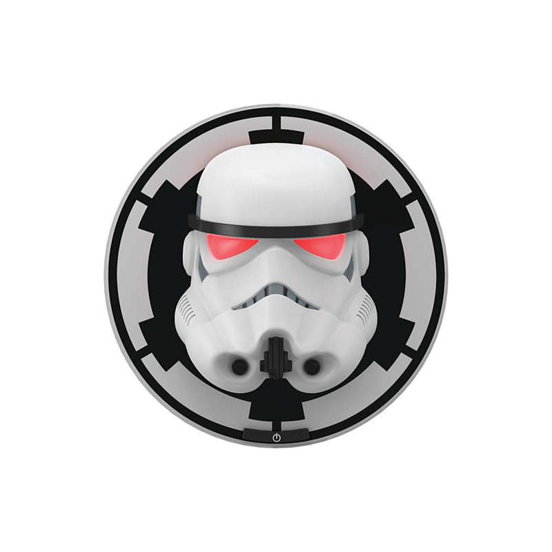 NOWOŚĆ!! KINKIET 3D STAR WARS STORMTROOPER 71937/31/P0 PHILIPS