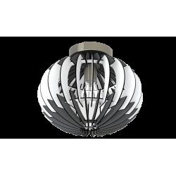 OLMERO 96971 LAMPA SUFITOWA PLAFON DREWNO EGLO