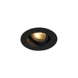 SPOT CHUCK DL ROUND 92700 (black) ZUMA LINE