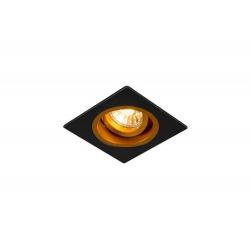 SPOT CHUCK DL SQUARE 92706 (black/gold) ZUMA LINE