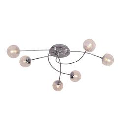 JUMBLE LAMPA SUFITOWA RLX92067-6 ZUMA LINE