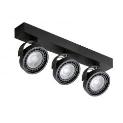 JERRY 3 GM4302 BK 230 V LED BLACK REFLEKTOR AZZARDO