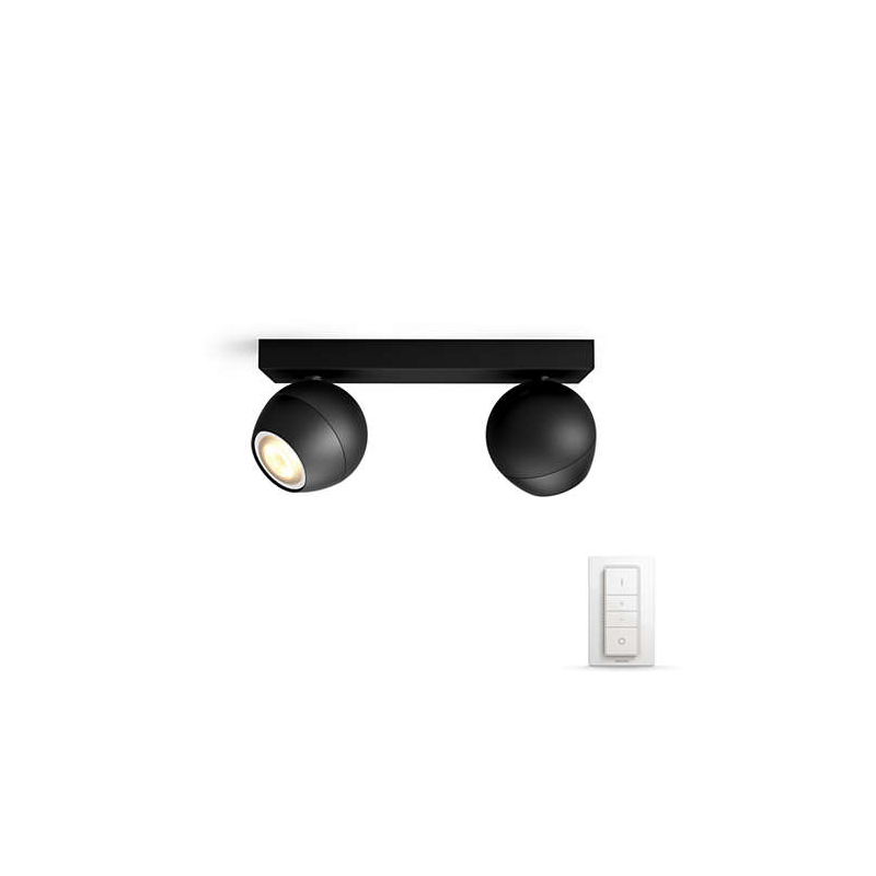 BUCKRAM 50472/31/P7 REFLEKTO LED HUE + PRZYCIEMNIACZ PHILIPS