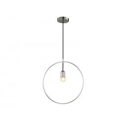 KRUG CHROME DEL-2522-1CH LAMPA WISZĄCA AZZARDO