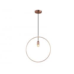 KRUG COPPER EL-2522-1CO LAMPA WISZĄCA AZZARDO
