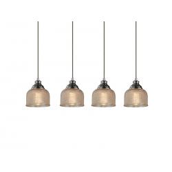 MORA 4 LINE DEL-8150-4PL LAMPA WISZĄCA AZZARDO