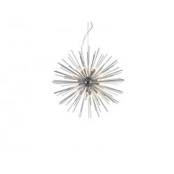 SIRIUS 90 CHROME DEL-6612-90 NOWOCZESNA LAMPA WISZĄCA AZZARDO