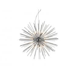 SIRIUS 110 CHROME DEL-6612-110 NOWOCZESNA LAMPA WISZĄCA AZZARDO