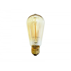 Żarówka Dekoracyjna LED E27 6W G125 - LL127061 AZZARDO