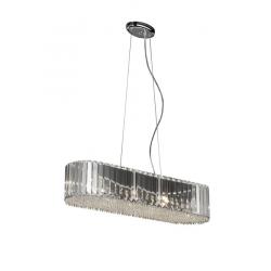 PRINCE P0360-06D-F4AC LAMPA WEWNĘTRZNA WISZĄCA ZUMA LINE
