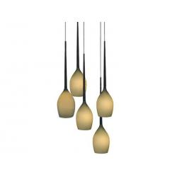 IZZA 5 MD1288-5OL Olive LAMPA NOWOCZESNY AZZARDO