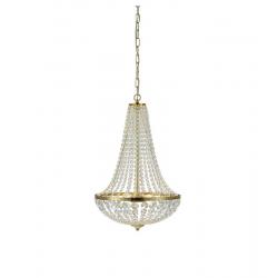 GRANSO 106119 LAMPA WISZĄCA ŻYRANDOL MARKSLOJD 40cm Złoty Szczotkowany