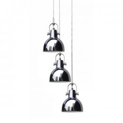 CANDE PENDANT TS-140123P-CH LAMPA WISZĄCA ZUMA LINE