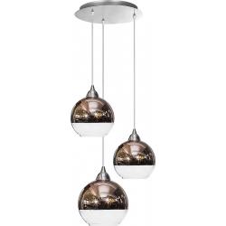 GLOBE copper III 9307 LAMPA WISZĄCA NOWODVORSKI