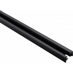 SZYNOPRZEWÓD PROFILE TRACK 1 METRE black 9448 Nowodvorski Lighting