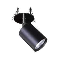 EYE FIT black I 9400 LAMPA WPUSZCZANA W SUFIT Nowodvorski Lighting