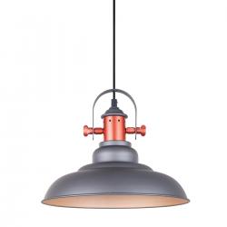 TEMPER LAMPA WISZĄCA MDM-2986/1 GR ITALUX