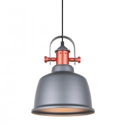 TREPPO LAMPA WISZĄCA MDM-2987/1 GR  ITALUX