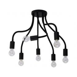 FLEX black VII 9273 lampa sufitowa plafon nowoczesna Nowodvorski Lighting