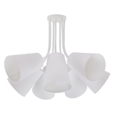 FLEX SHADE white VII 9275 lampa sufitowa plafon Nowodvorski Lighting
