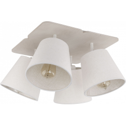 AWINION white IV 9280 lampa sufitowa plafon Nowodvorski Lighting