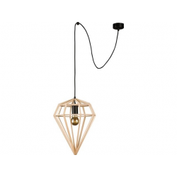 WOOD DIAMOND 9372 lampa wisząca Nowodvorski Lighting