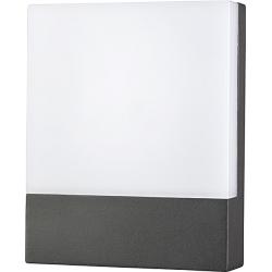 FLAT LED graphite 9422 numerek kinkiet ogrodowy IP54 Nowodvorski Lighting *zapytaj czy mamy od ręki - rabaty w koszyku *