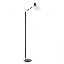 BODEGA 107219 LAMPA Podłogowa Czarny/Biały MARKSLOJD