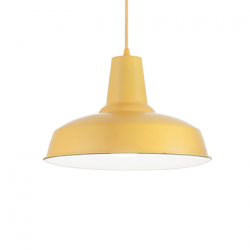 MOBY SP1 GIALLO 160818 LAMPA WISZĄCA IDEAL LUX