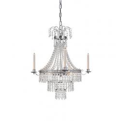 MARIELUND 105156 LAMPA SUFITOWA żyrandol szklany dekoracyjny MARKSLOJD