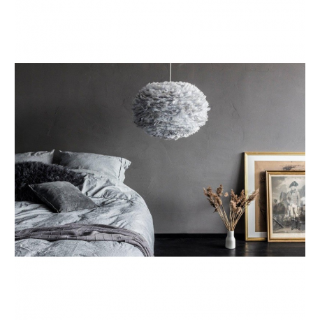 Eos light grey 02090 L Lampa wisząca Vita Copenhagen Design