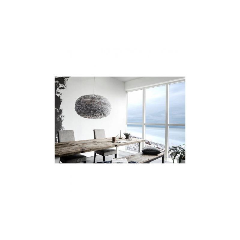 Eos light grey 02086 XL Lampa wisząca Vita Copenhagen Design