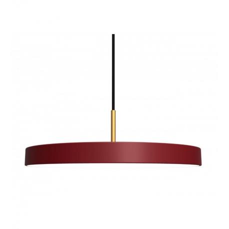 Lampa wisząca Asteria 2155 VITA copenhagen czerwona ** auto RABATY w koszyku **