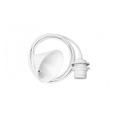 Zawieszenie do lamp biały oplot 210cm E27 Vita Copenhagen EOS