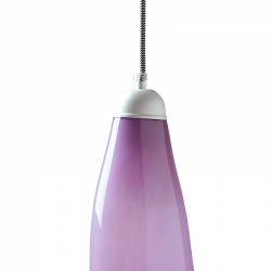 LGH0262 SZKLANA LAMPA WISZĄCA GIE EL