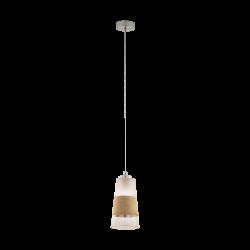 BURNHAM 49151 LAMPA WISZĄCA VINTAGE EGLO
