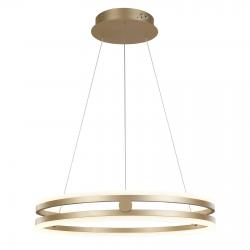 LONIA MD17016002-1B GOLD LAMPA WISZĄCA ITALUX
