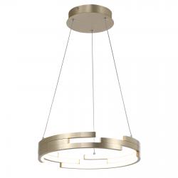 VELAR  MD16003097-1B GOLD  LAMPA WISZĄCA  ITALUX