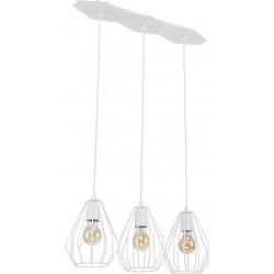BRYLANT WHITE 2225 LAMPA WISZĄCA VINTAGE TK-LIGHTING