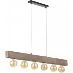 ARTWOOD 2666 LAMPA WISZĄCA TK-LIGHTING