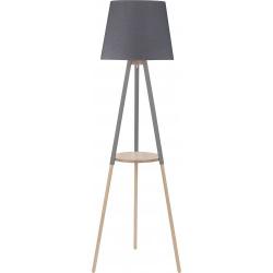 VAIO GRAY 699 LAMPA PODŁOGOWA TK-LIGHTING