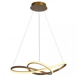 VITA MD17011010-2A GOLD LAMPA WISZĄCA ITALUX