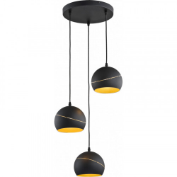 YODA BLACK ORBIT 2082 LAMPA WISZĄCA TK-LIGHTING
