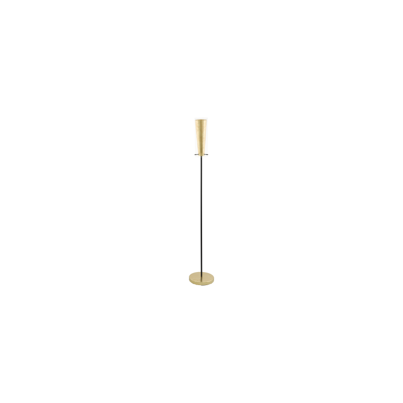 PINTO GOLD 97655 LAMPA PODŁOGOWA EGLO