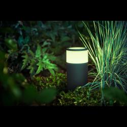 CALLA 17423/30/P7 LAMPA ZEWNĘTRZNA POSTUMENTOWA LED HUE PHILIPS