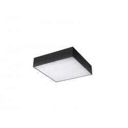 MONZA S 40 BK 3000K AZ2275 PLAFON CZARNY NATYNKOWY AZZARDO LED